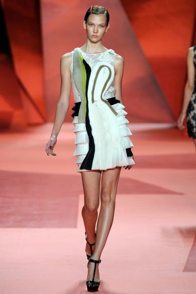 Phillip Lim collage dress 2010