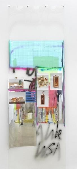 IsaGenzken collage  Last Supper series