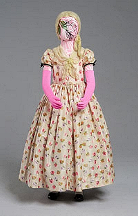 "Children's costume,  ""Martha Washington,""  Early 20th c.,"