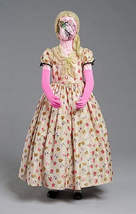 "Children's costume,  ""Martha Washington,""  Early 20th c.,"
